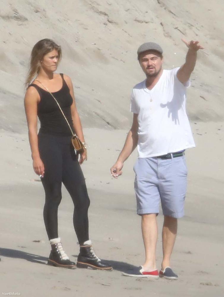 Szemmel láthatóan még mindig annyira komoly a kapcsolatuk, mint anno, amikor közösen néztek házat az óceán partján.