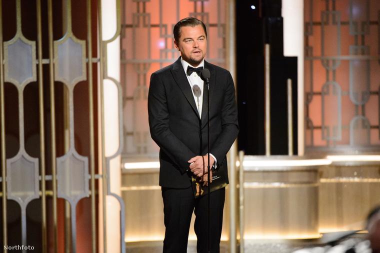 Ha esetleg azon izgult, hogy Leonardo DiCaprio nincs már együtt modell barátnőjével, akkor most megnyugodhat.