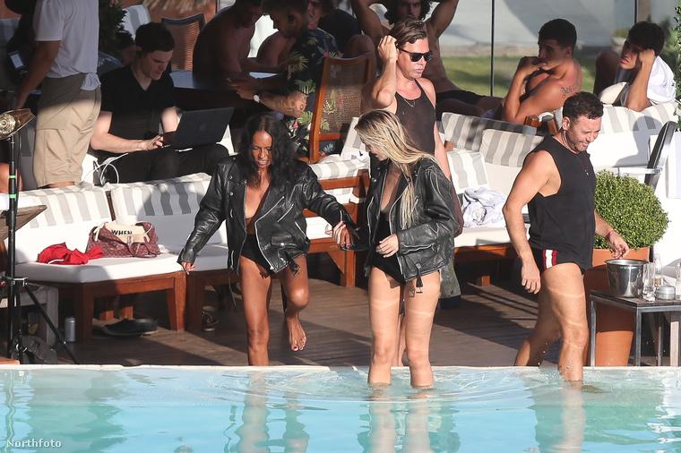 Az alábbi fotókat látva simán gondolhatná, hogy Rio de Janeiroban kicsit eldurvult a buli,