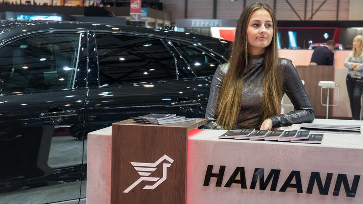 Ugye, hogy a Hamann is lehet ízléses?