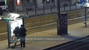Gyönyörű elfogást láthat a budapesti rendőröktől