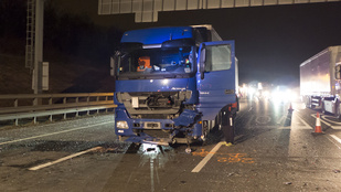Halálos baleset történt az M0-áson