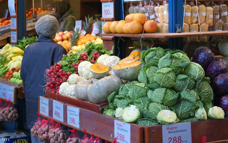 Az élelmiszerek ára sokat emelkedett idén