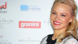 Pamela Anderson teljesen odavan Julian Assange-ért