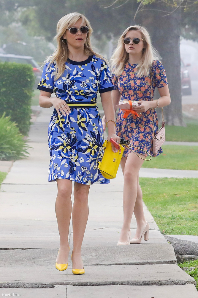 Hanem Reese Witherspoon és lánya, a 17 éves Ava Phillippe