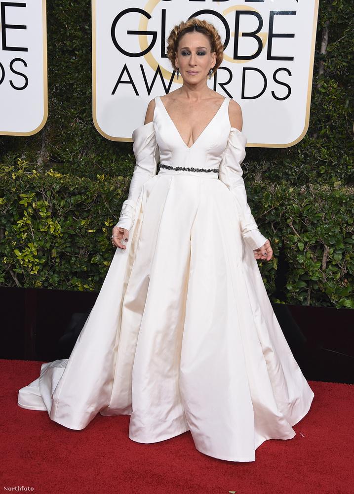 """Sarah Jessica Parker""""Ez egy hercegnőruha"""