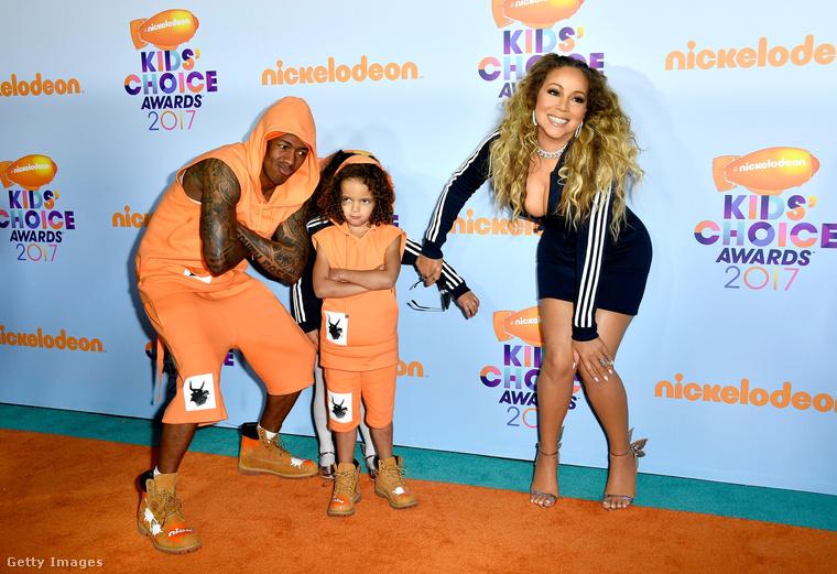 Szombaton este volt a Kids' Choice Awards, a Nickelodeon gyerekcsatorna eseménye