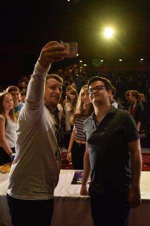 A Virtuális Valóság & VR Gaming youtuber srácok új sorozatának premier előtti vetítésére több mint 1500-an jöttetek el