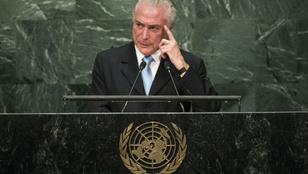 A brazil elnök kiköltözött az elnöki palotából, mert szerinte szellemek lakják
