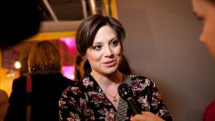 Hírek briós mellé: Szinetár Dóra 40 évesen újra gyereket vár