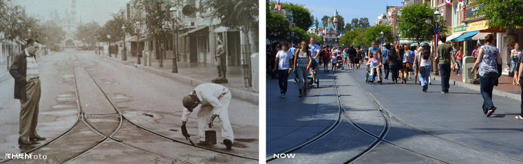 További érdekesség, hogy a párizsi Disneyland pont idén ünnepli a25