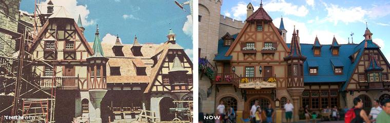 Disneyland több változást is megélt a hatvan év alatt, azonban a park arculata gyakorlatilag teljesen megmaradt