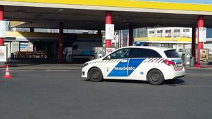 Fegyverrel kirabolt négy benzinkutat az M7-es mellett, majd öngyilkos lett egy férfi