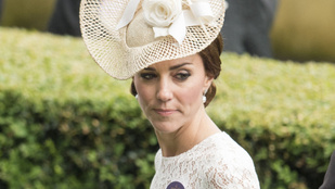 Katalin hercegnének nagyon nem tetszik, hogy Vilmosból kijött az állat