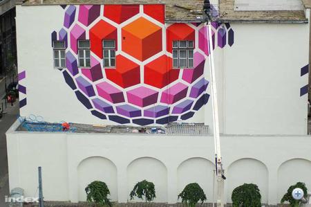 Városháza tér - alkotás (by Rapa, Vegaz)