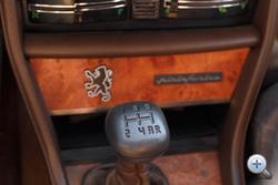 Ötfokozatú manuális váltó, Pininfarin- logó, ha az oroszlán nem volna ott, Maserati is lehetne