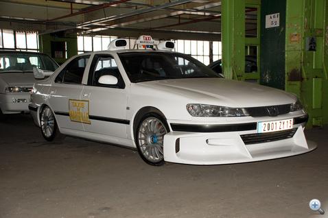 Egy Taxi szereplő