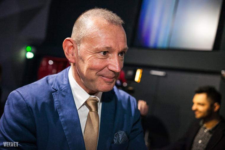 Győrfi Pál, az Országos Mentőszolgálat szóvivője, A Nagy Duett egyik versenyzője.
