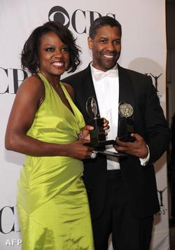 Viola Davis és Denzel Washington