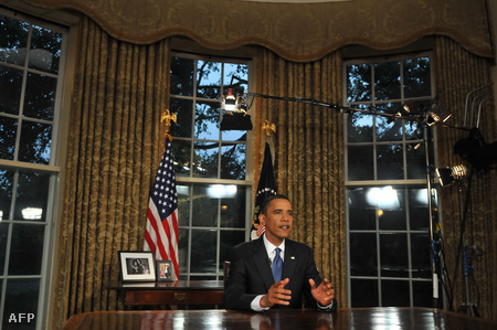 Obama tegnap az olajkatasztrófáról és az új fúrótornyok telepítési moratóriumáról beszélt a sajtónak a Fehét Házban