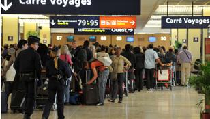 Lövöldözés miatt lezárták a párizsi Orly repteret