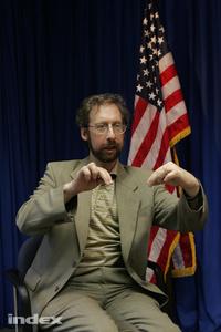 Robert M. Cutler (fotó: Barakonyi Szabolcs)