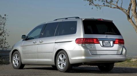 2010-es Honda Odyssey
