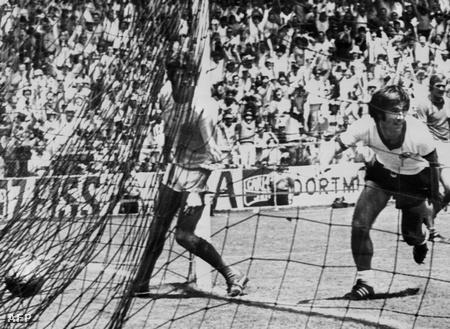 Az 1970-es VB meccs