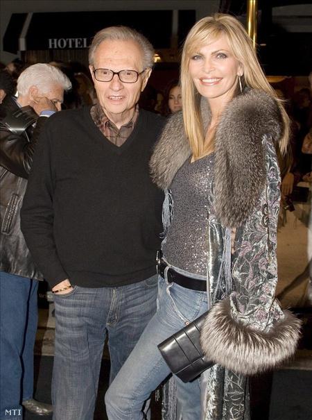 Larry és felesége, Shawn Soutwick