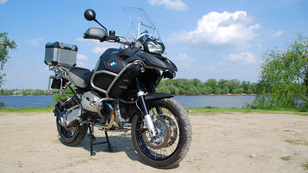 BMW R1200GS Adventure, 2010