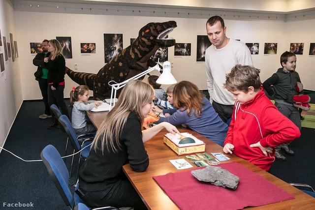 Fejtörők a Pannon-tenger múzeumában