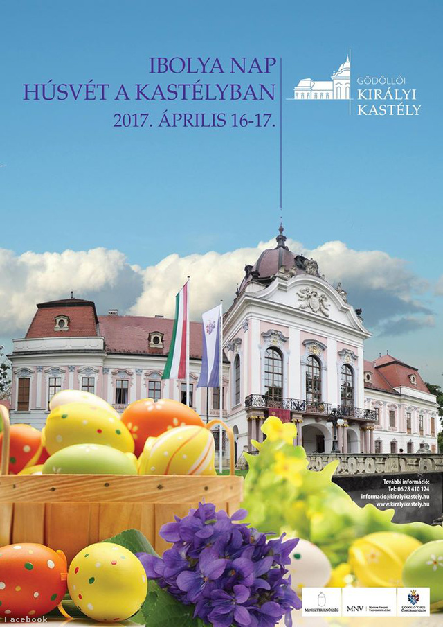 Húsvét a gödöllői Grassalkovich-kastélyban