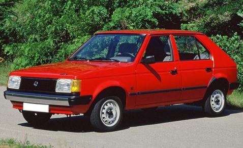 Az egyik utolsó sikeres Talbot a Horizon volt - mintegy harminc éve.
