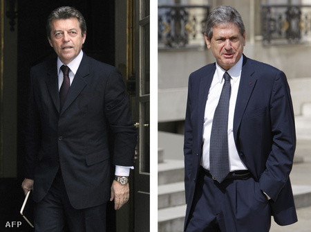 Alain Joyandet és Christian Blanc