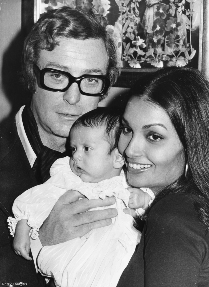 Ez a kép 1973-ban készült a párról, addigra már lányuk, Natasha is megszületett