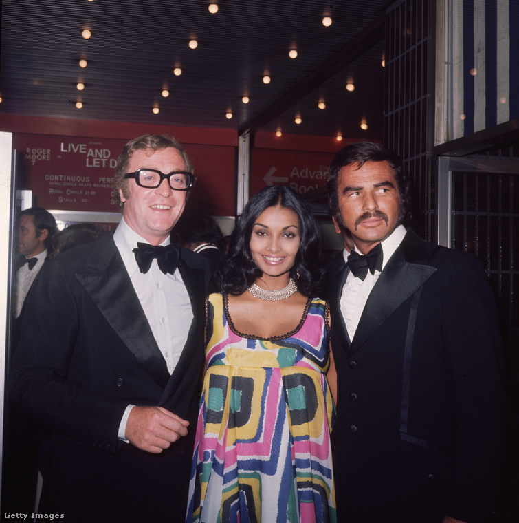 Ugyanebben az évben Burt Reynoldsszal is fényképezkedtek egy hangulatosat egy filmpremieren.