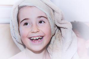 gyerek fogai