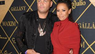10 év házasság után elválnak Mel B és Stephen Befonte útjai