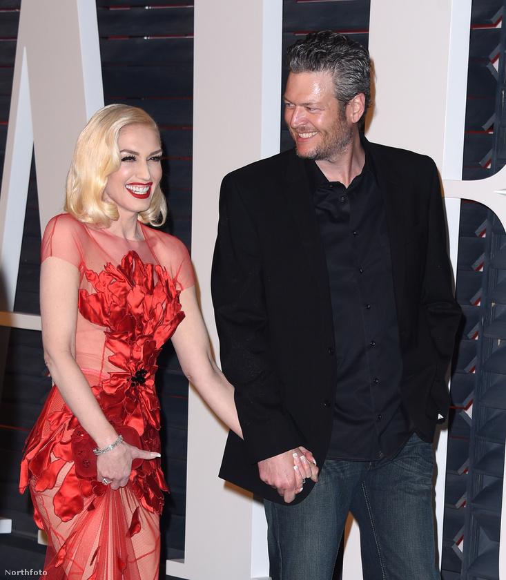 Ehhez azért talán az is hozzájárult, hogy az énekesnő itt mutatkozott hivatalos eseményen először új pasijával, Blake Sheltonnal.