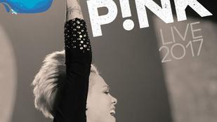 Pink lesz az idei Sziget szupersztárja!
