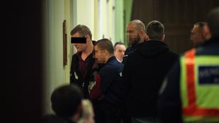 17 évig bíró volt, most a Teréz körúti robbantót védi