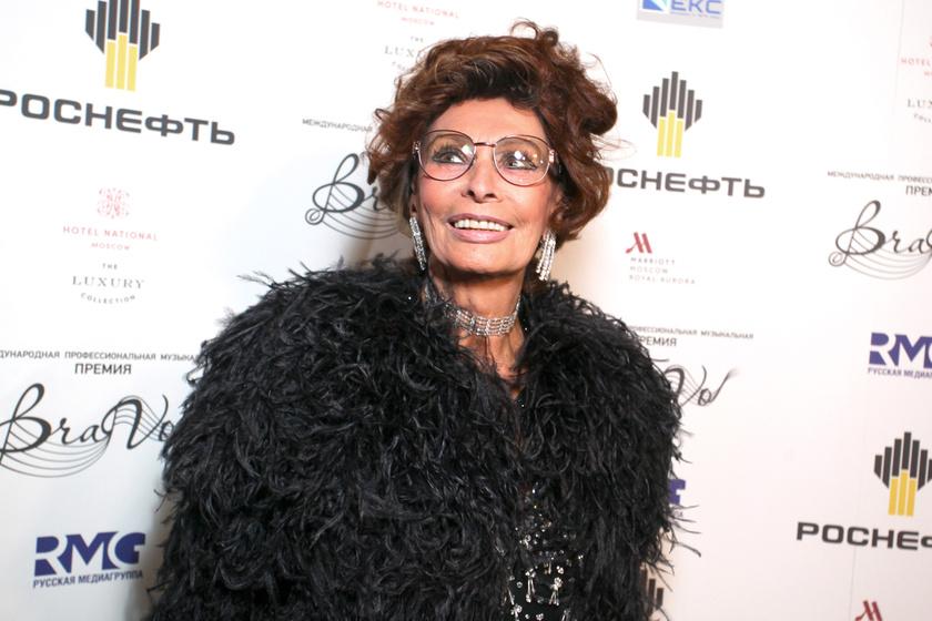 Elképesztő luxus - Sophia Loren és férje ebben a házban éltek 50 évig