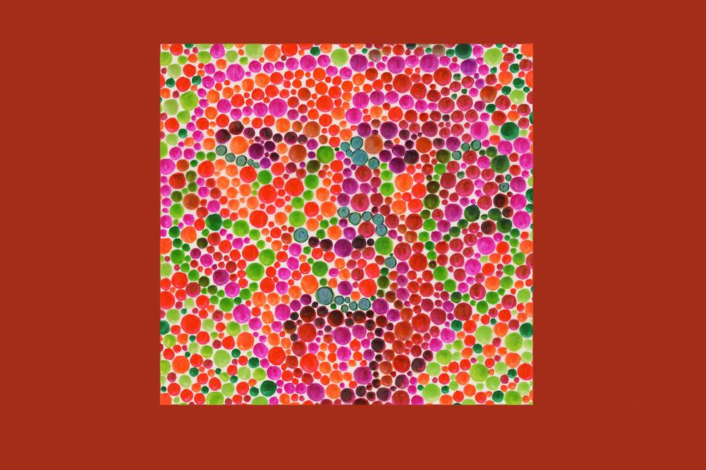 Colorlite színlátásvizsgálat
