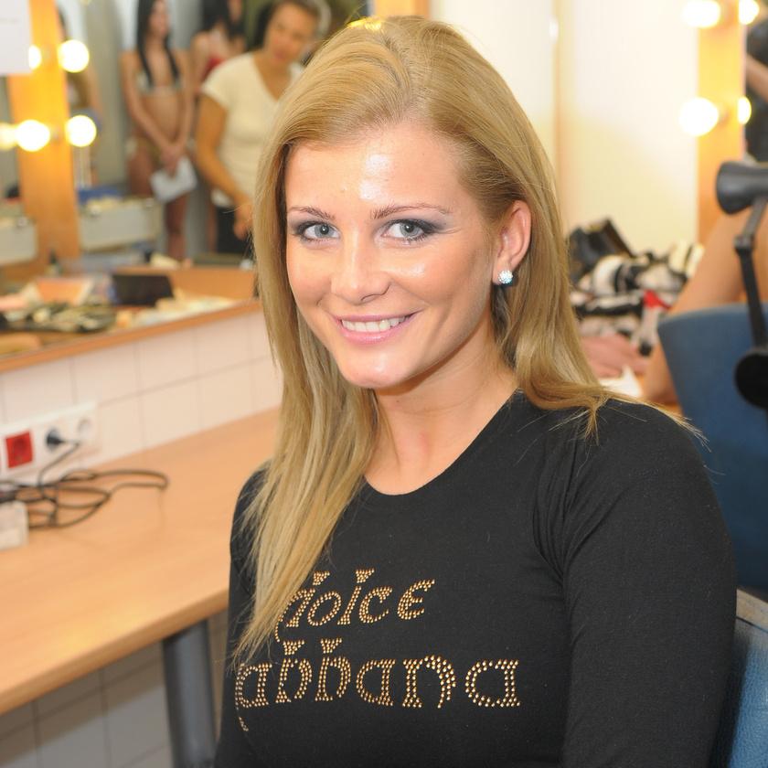 Bodri Kriszta 2007-ben nyerte meg Miss World Hungary címet
