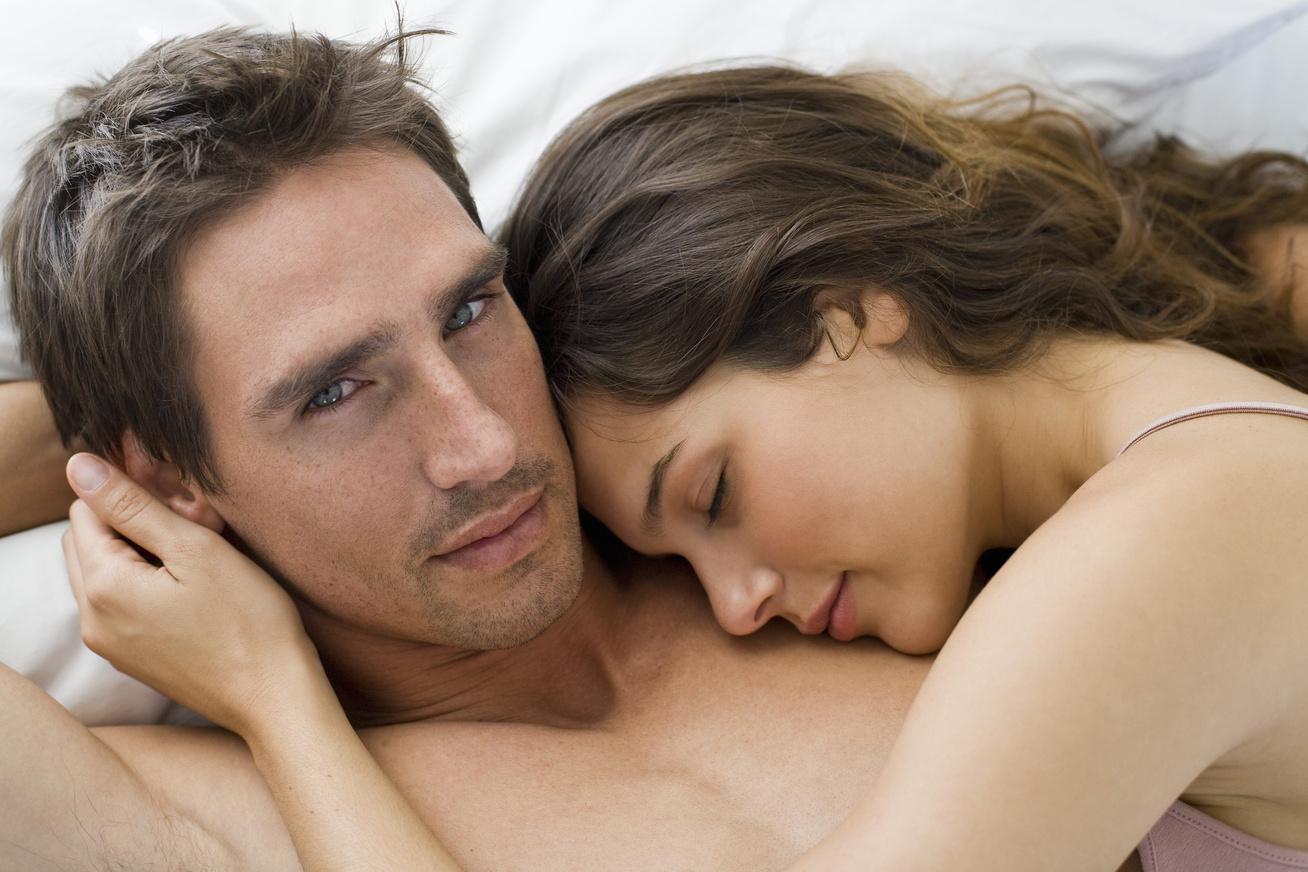 Szex fekete férfi és fehér nő