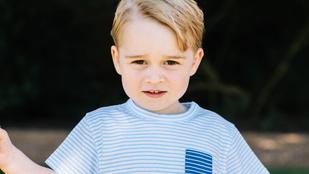 György herceg pontosan úgy néz ki, ahogy annak idején megjósolták
