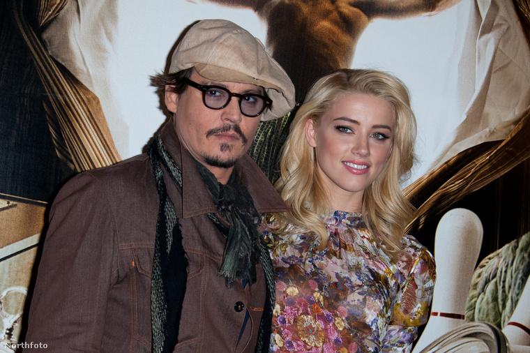 Nem véletlenül mutatunk ennyi képet Johnny Deppről