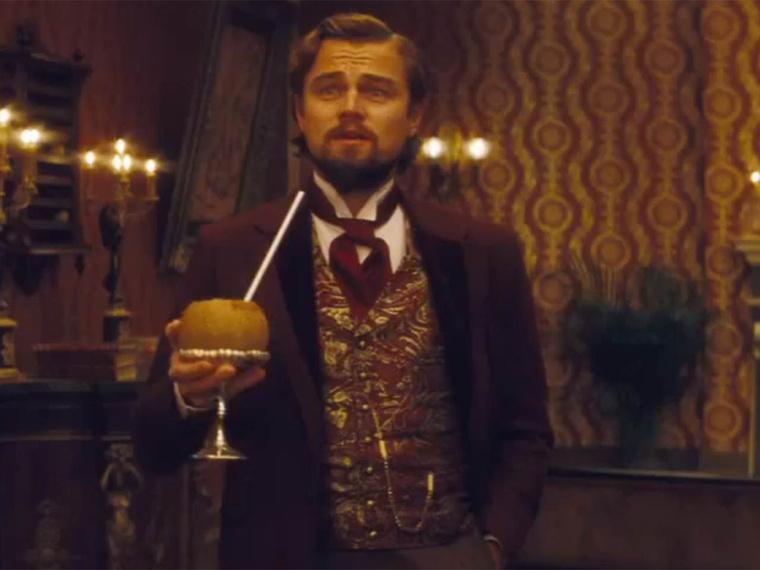 Leonardo DiCaprio pedig a pohárköszöntők megszállottja.