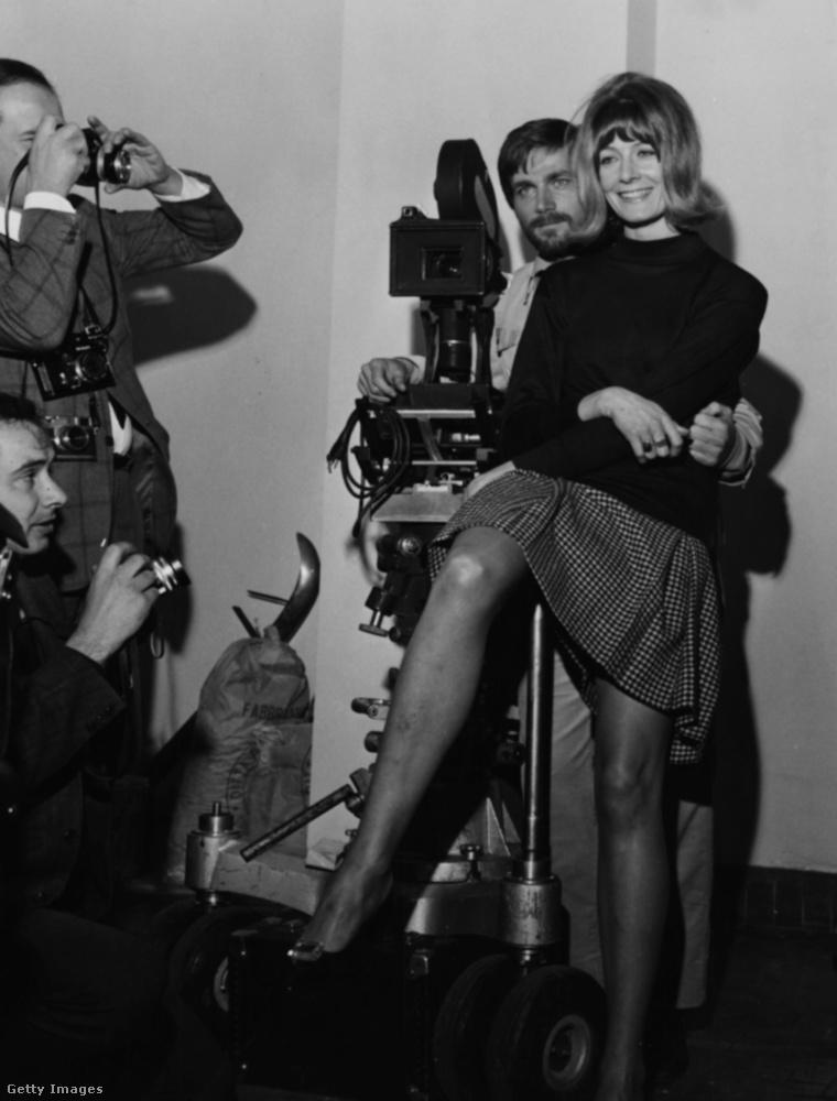 És itt már Franco Neroval együtt, 1968-ban