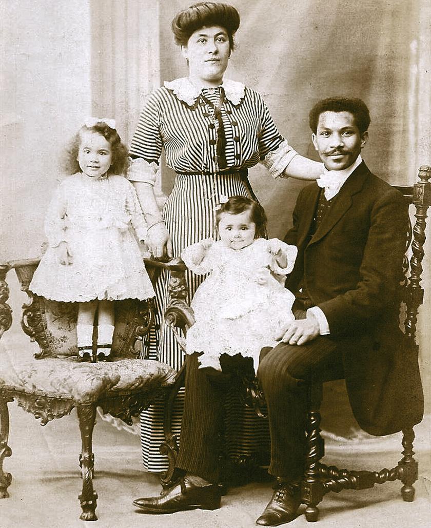 A Laroche család
